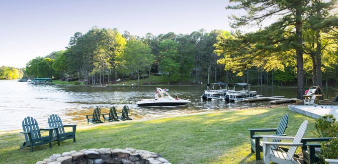 Harbor Club on Lake Oconee - 2018 Best Georgia Community of