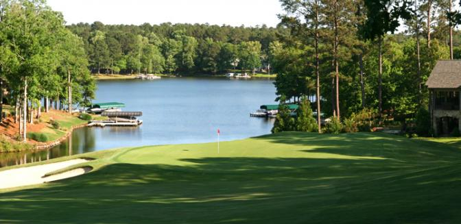 Harbor Club Lake Oconee Homes