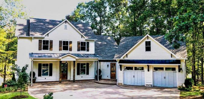 Harbor Club Lake Oconee Southern Living Inspired Home