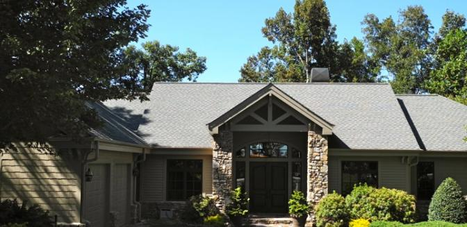 Hendersonville NC Champion Hills Golf Course Homes