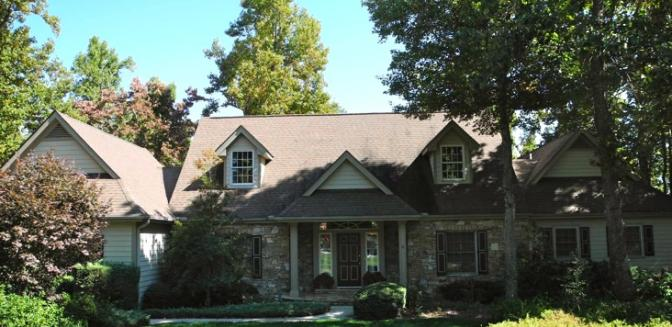 Hendersonville NC Champion Hills Homes
