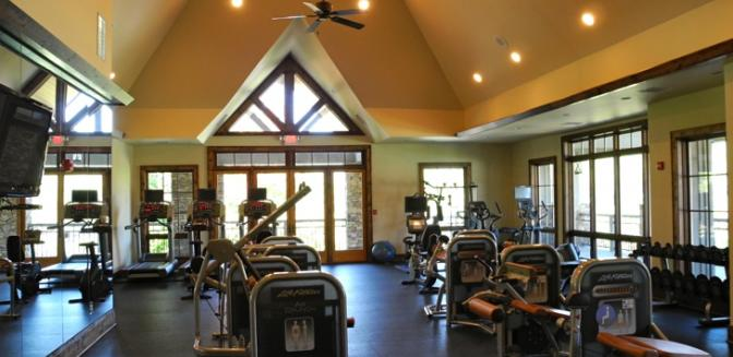 Highlands Cashiers Burlingame Country Club Fitness Center