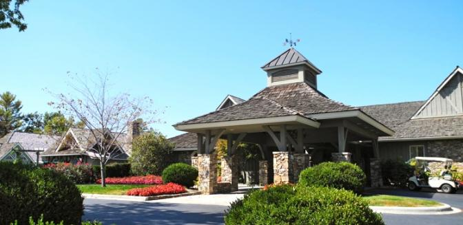 Highlands Cashiers Burlingame Country Club Golf Clubhouse