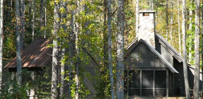 Highlands Cashiers Lonesome Valley Mountain Homes