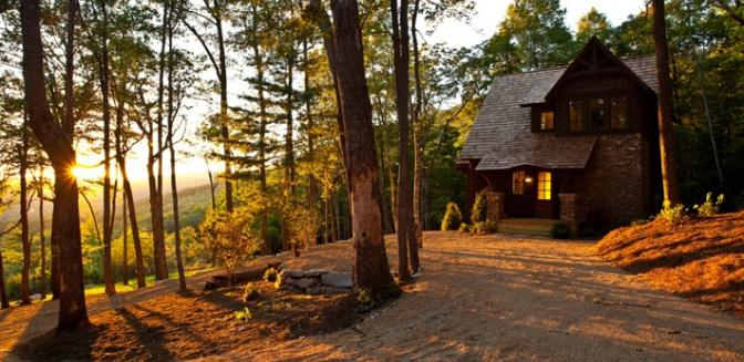 Highlands Cashiers Preserve At Rock Creek Mountain Home