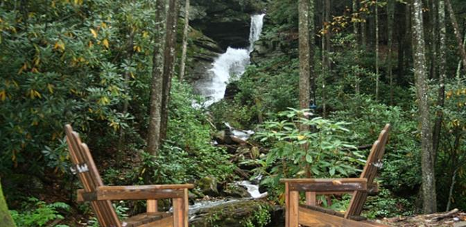Highlands Cashiers Preserve At Rock Creek Waterfalls