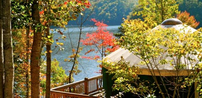 Highlands Cashiers Sundrops On Caney Fork Bear Lake