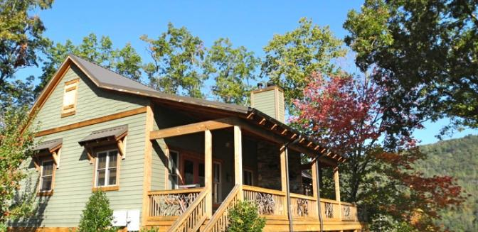 Highlands Cashiers Sundrops On Caney Fork Homes