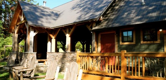 Highlands Cashiers Sundrops On Caney Fork Lake Clubhouse