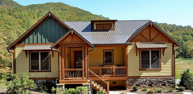 Highlands Cashiers Sundrops On Caney Fork Mountain Home