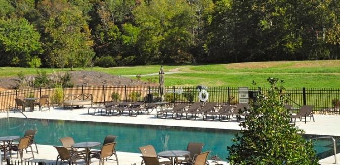Highlands Cashiers Sundrops On Caney Fork Swimming Pool