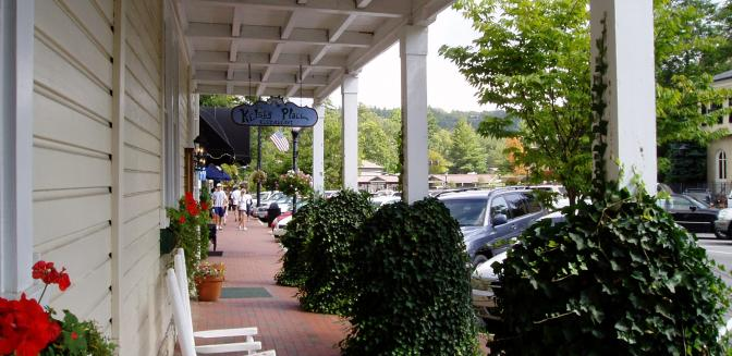 Highlands Cashiers Downtown