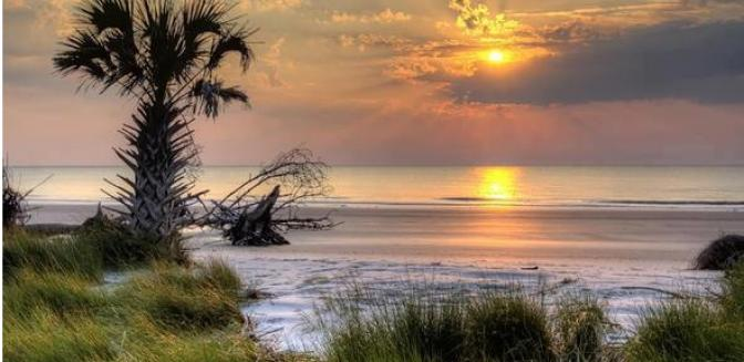 Hunting Island State Park Best Unspoiled Beach In South Carolina