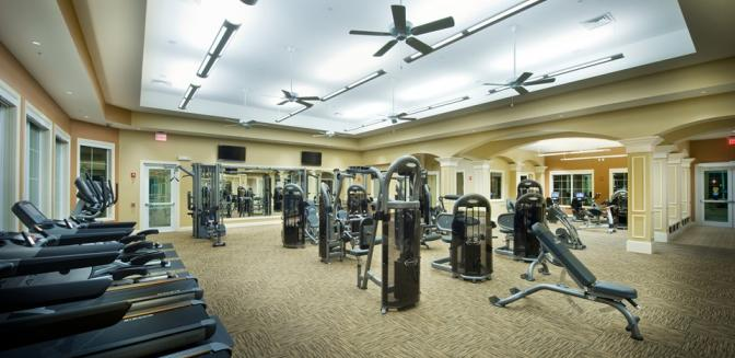 IslandWalk Venice FL Fitness Center