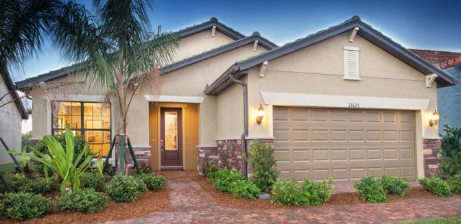 IslandWalk Venice FL Homes