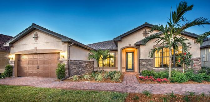 IslandWalk Venice FL Homes B