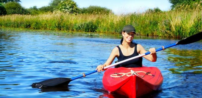 Islands On The Manatee River Kayaking
