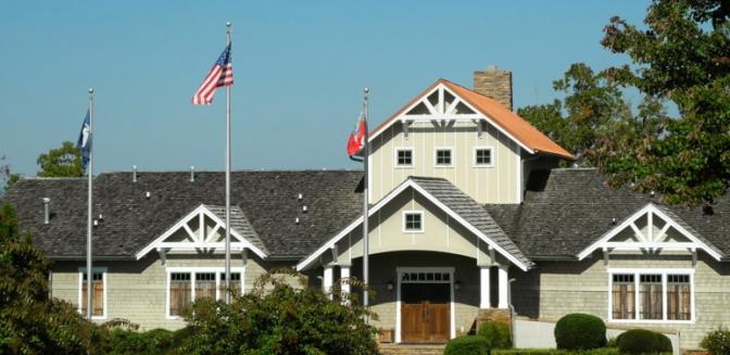 Lake Lanier Chestatee Golf Clubhouse