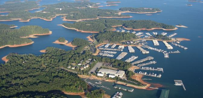 Lake Lanier Georgia