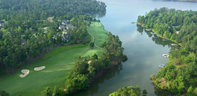 Lake Oconee Golf Courses