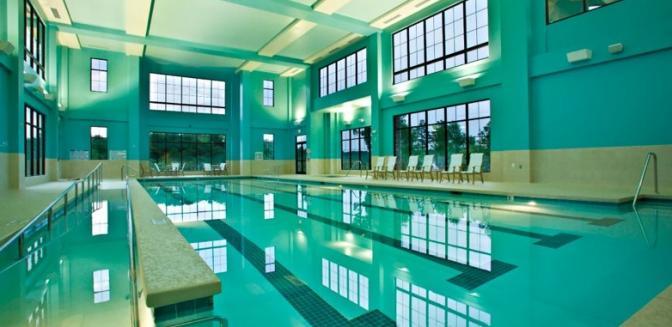 Lake Sidney Lanier Cresswind Indoor Pool