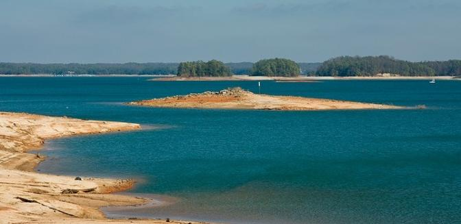 Lake Sidney Lanier Boating