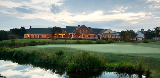 Landfall clubhouse