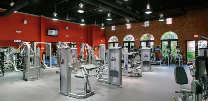 Lely Resort Naples Florida Fitness Center
