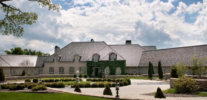 Linville Ridge NC Clubhouse