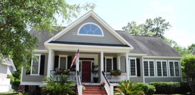 Living In Charleston Daniel Island Cottage Homes