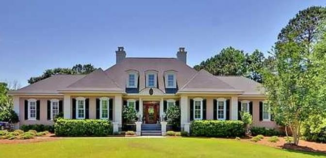 Dunes west golf and river club mount pleasant sc real for Luxury home builders charleston sc