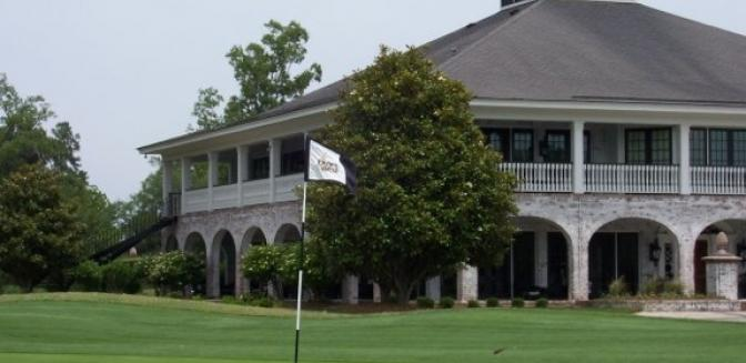 Living In Charleston Dunes West Golf Clubhouse