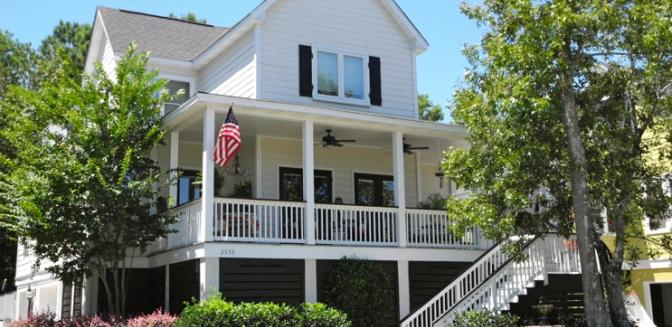 Living In Charleston Rivertowne Lowcountry Homes