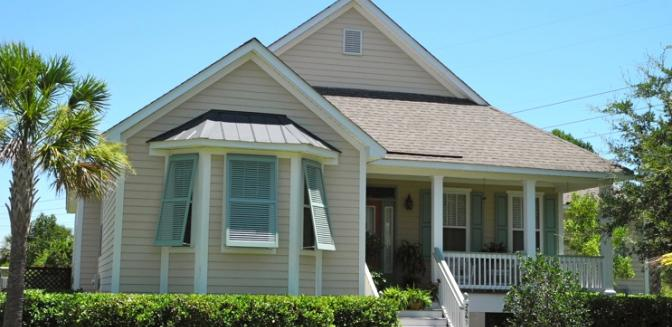 Living In Charleston Rivertowne Cottage Home