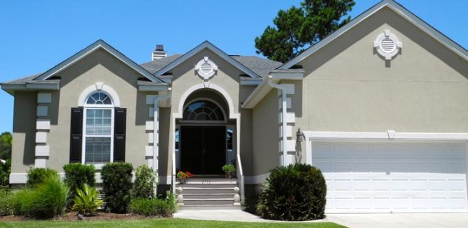 Living In Charleston Rivertowne One Level Homes