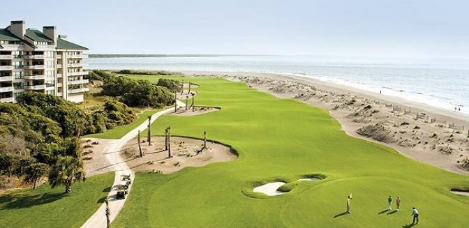 Living In Charleston Wild Dunes Golf Course