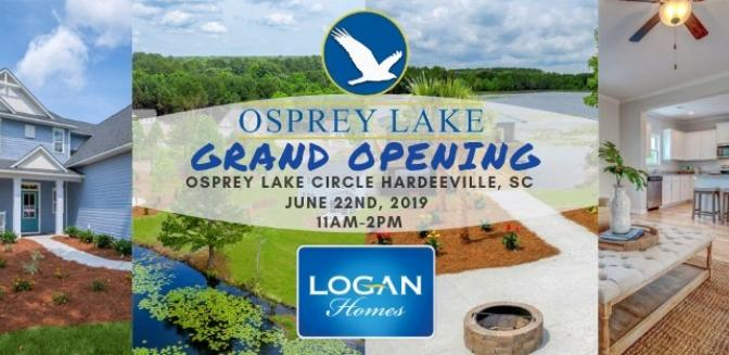 Logan Homes Osprey Lake