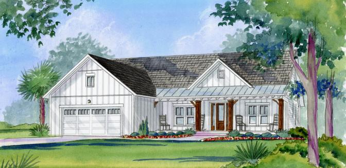 Logan Homes Farmhouse Models