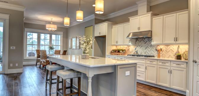Logan Homes - dream kitchens