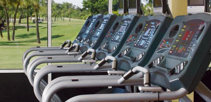 Longboat Key Club FL Fitness Center
