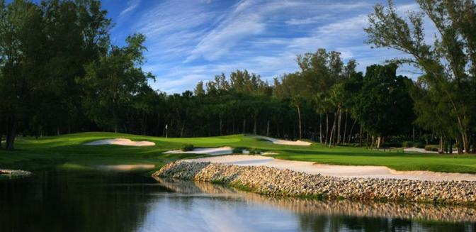 Longboat Key Club FL Golf Course