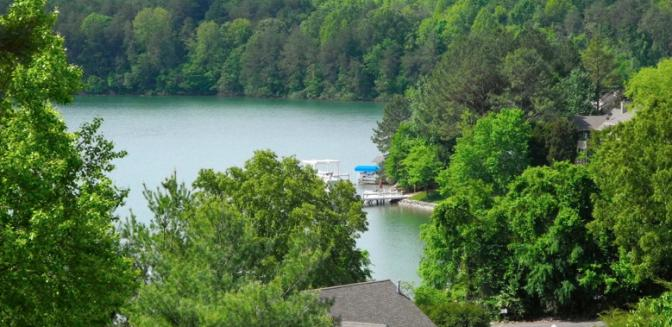 Loudon Real Estate Foothills Point Lakefront Homes