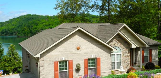 Loudon Real Estate Foothills Pointe Lake Home
