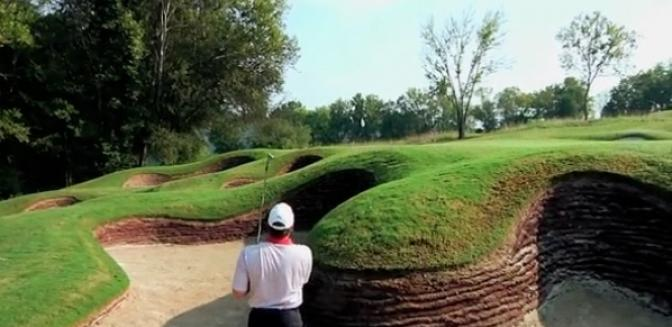 Loudon Real Estate Tennessee National Golf Bunkers