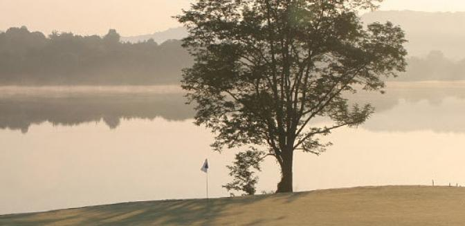 Loudon Real Estate Tennessee National Golf Green