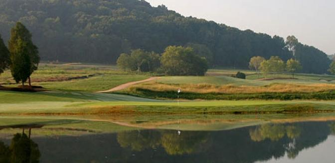 Loudon Real Estate Tennessee National Golf Views