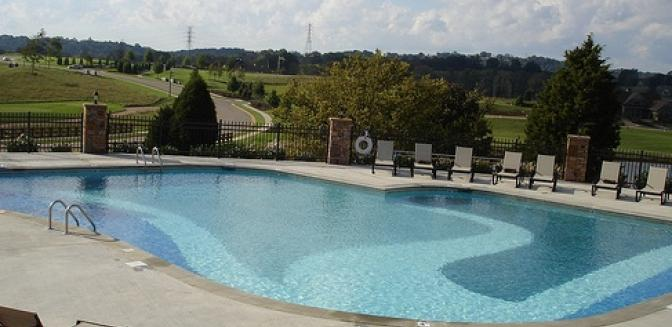 Loudon Real Estate Tennessee National Swimming Pool