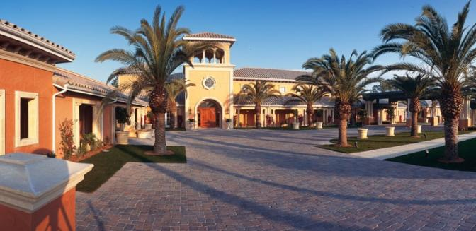 Mediterra Naples Florida Golf Clubhouse