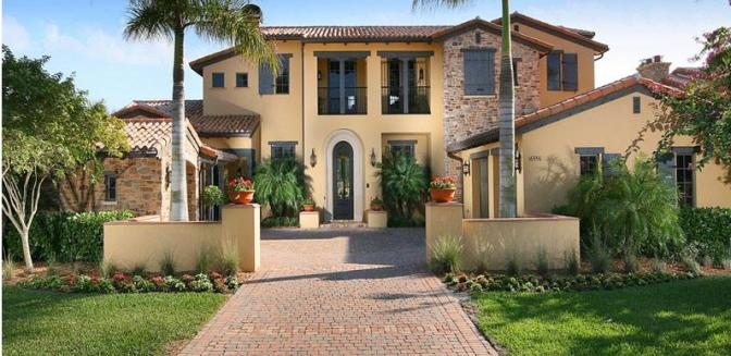 Mediterra Naples Real Estate Luxury Homes