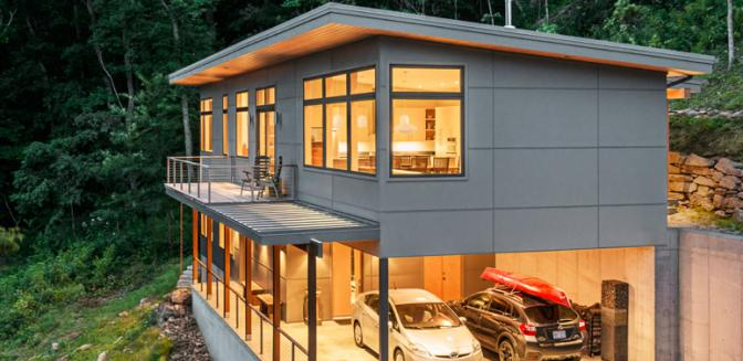 Modern Asheville Mountain Architecture